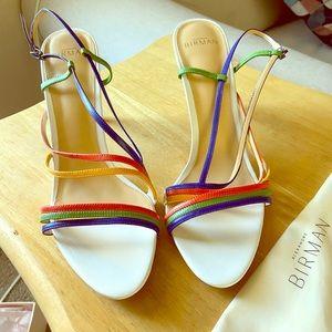 Alexandre Birman- strappy heels NIB 42 US11
